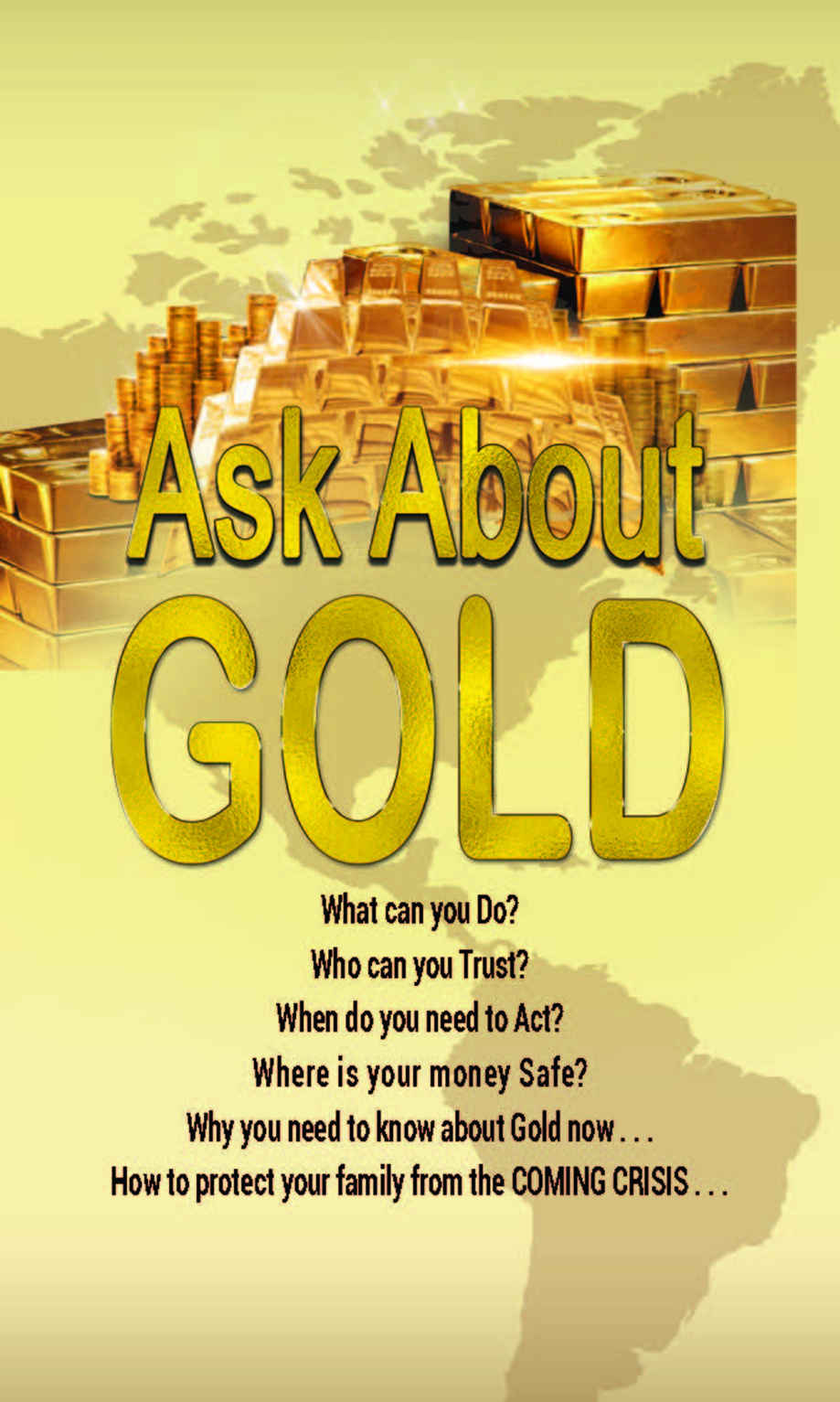 Ask About Gold by Michael Ruge